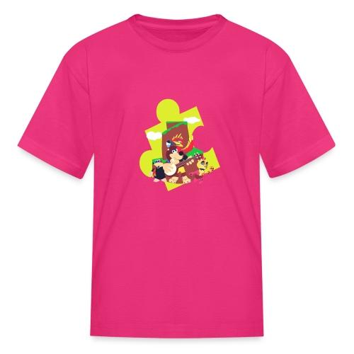 banjo - Kids' T-Shirt
