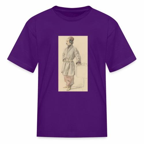 rs portrait sp 01 - Kids' T-Shirt