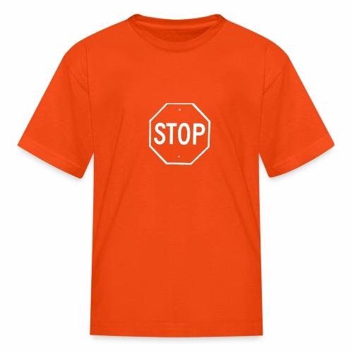 Stop 2 - Kids' T-Shirt