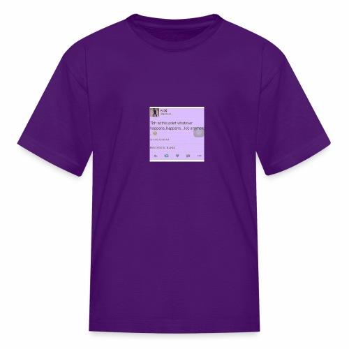 Idc anymore - Kids' T-Shirt