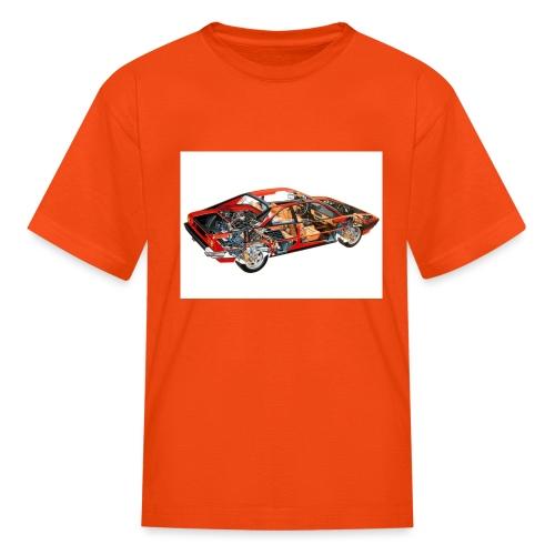 FullSizeRender mondial - Kids' T-Shirt