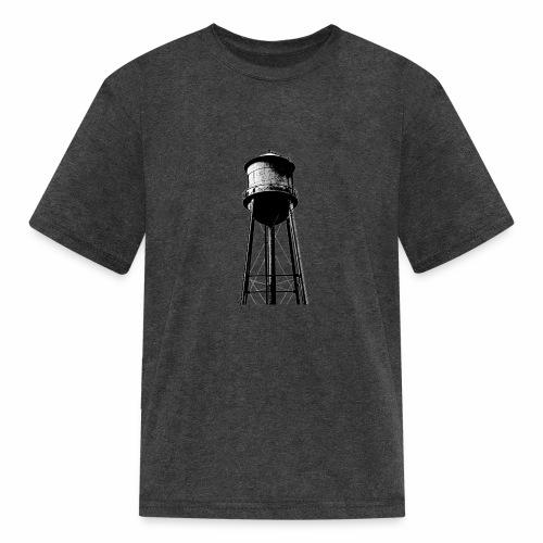 Water Tower - Kids' T-Shirt