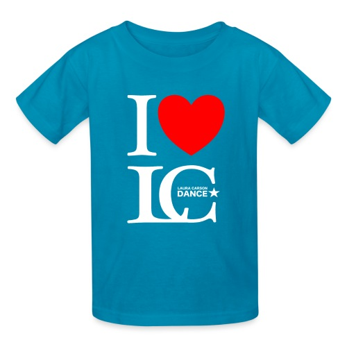 I Heart LCDance - Kids' T-Shirt