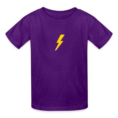 graphicthunder - Kids' T-Shirt