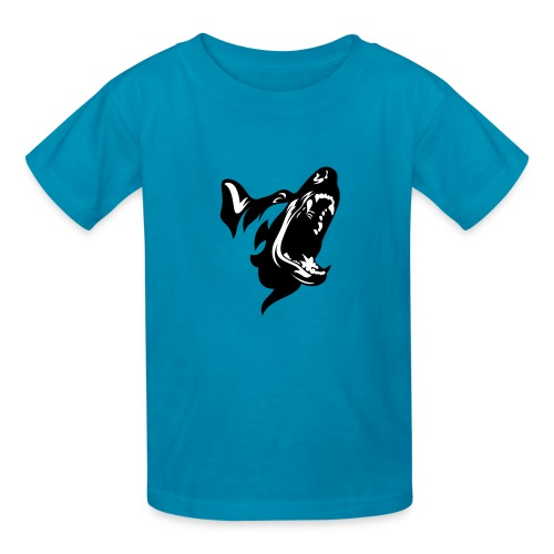 German Shepherd Dog Head - Kids' T-Shirt