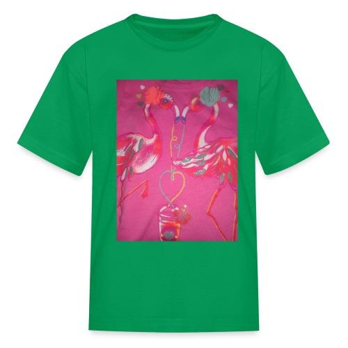 Drinks - Kids' T-Shirt