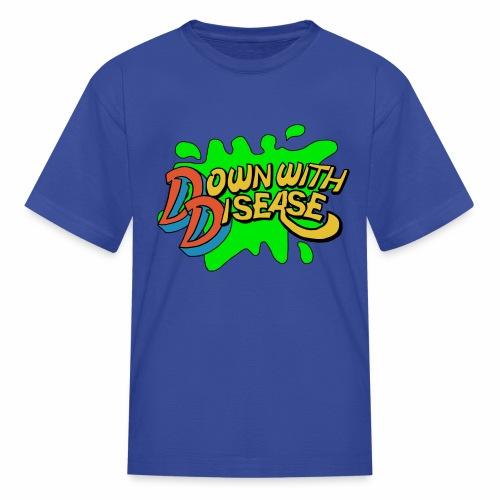 downwithdisease - Kids' T-Shirt
