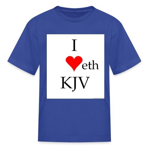 kjv - Kids' T-Shirt