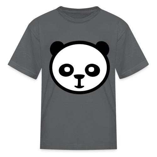 Panda bear, Big panda, Giant panda, Bamboo bear - Kids' T-Shirt
