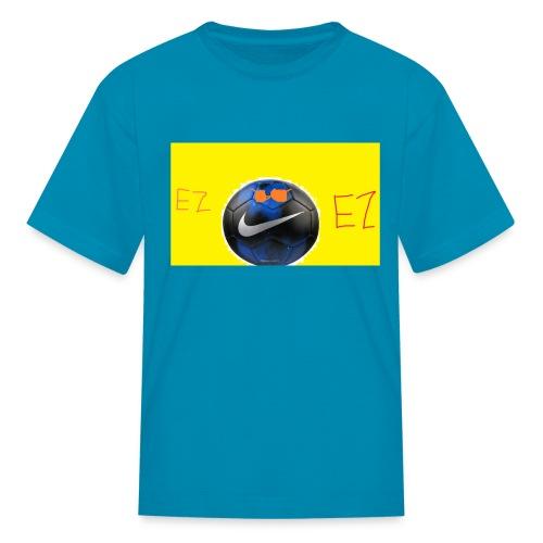 ez soccer tekkerz - Kids' T-Shirt