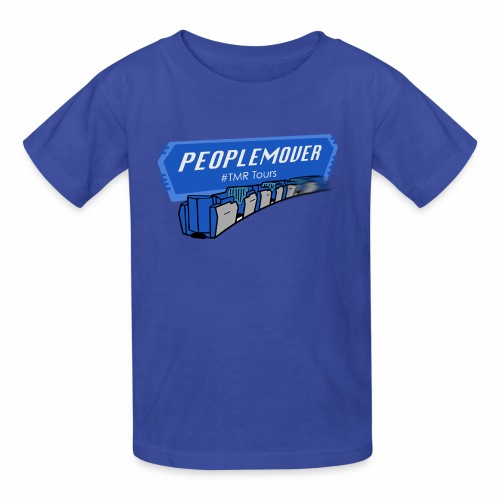 Peoplemover TMR - Kids' T-Shirt