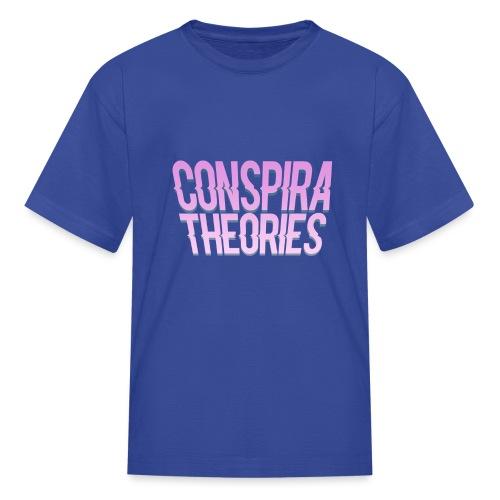 Women's - ConspiraTheories Official T-Shirt - Kids' T-Shirt