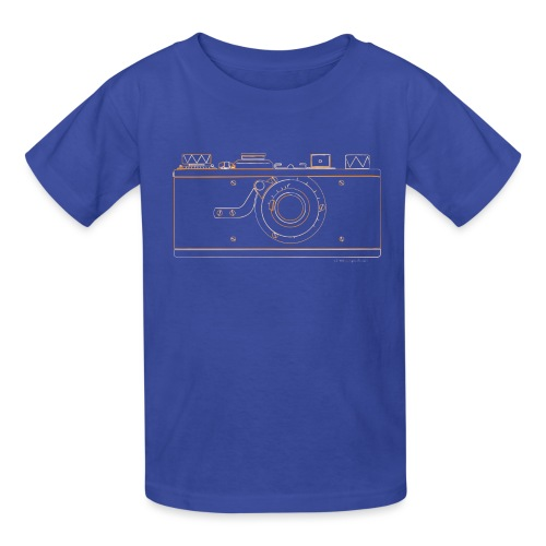 GAS - Leica M1 - Kids' T-Shirt