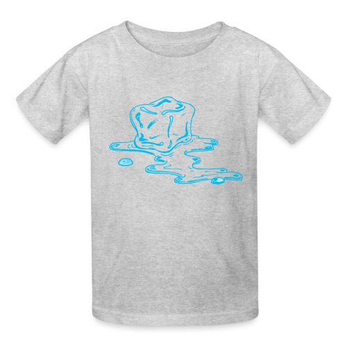 Ice melts - Kids' T-Shirt