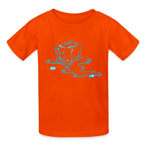 Ice melts - Kids' T-Shirt