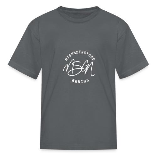 MSGN Logo - Kids' T-Shirt