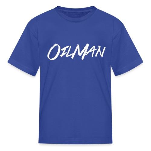 OilMan - Kids' T-Shirt