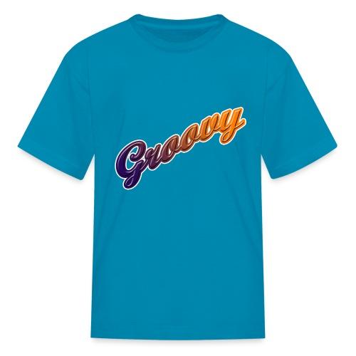 Groovy - Kids' T-Shirt