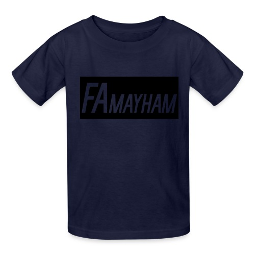 FAmayham - Kids' T-Shirt
