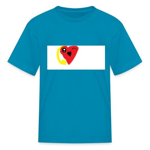 love heat - Kids' T-Shirt