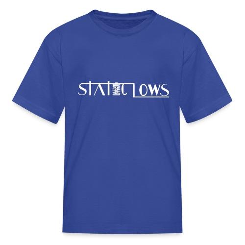 Staticlows - Kids' T-Shirt