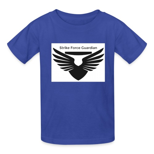 Strike force - Kids' T-Shirt