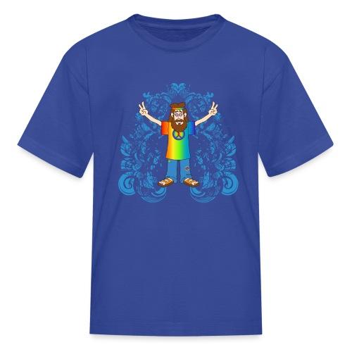 Peace Man - Kids' T-Shirt