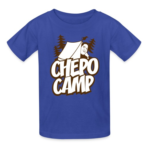 chepocamp - Kids' T-Shirt