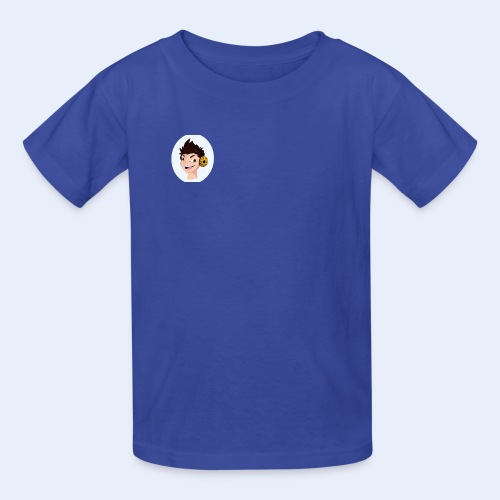 Gianluca Price logo - Kids' T-Shirt