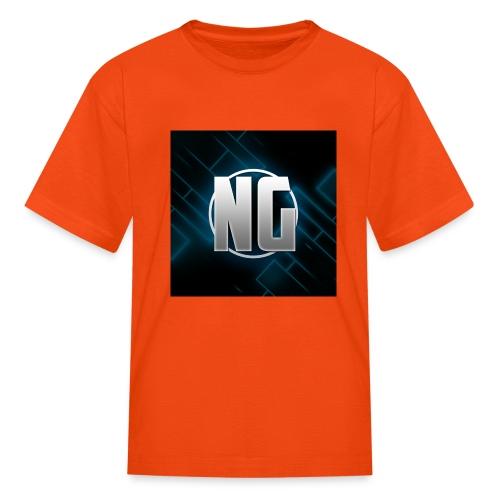 NadhirGamer Merch - Kids' T-Shirt