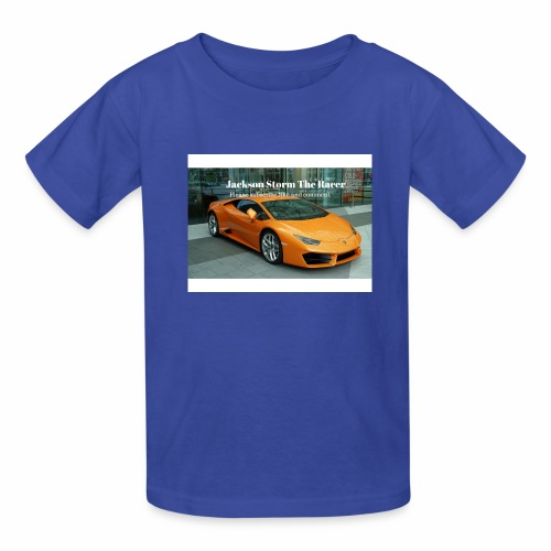 The jackson merch - Kids' T-Shirt