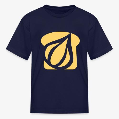 Garlic Toast - Kids' T-Shirt