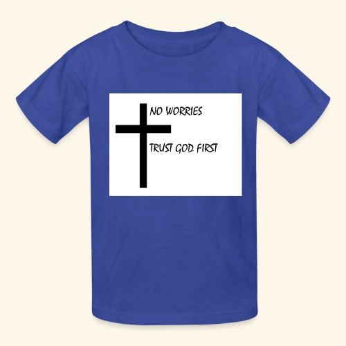 No Worries - Kids' T-Shirt