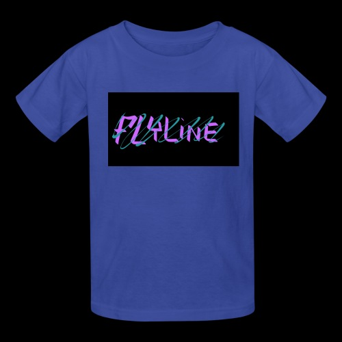 Flyline fun style - Kids' T-Shirt