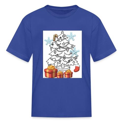 Christmas is here!! - Kids' T-Shirt