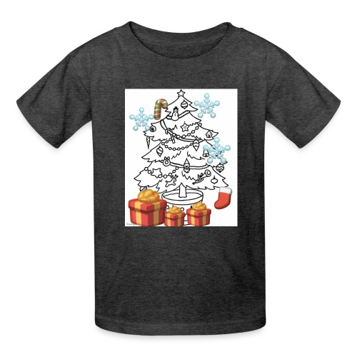 Christmas is here!! - Kids' T-Shirt