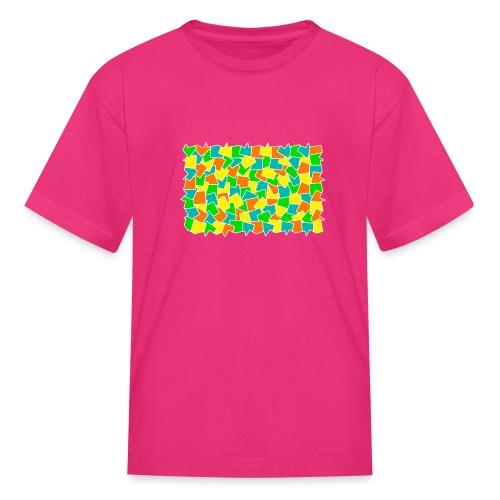 Dynamic movement - Kids' T-Shirt