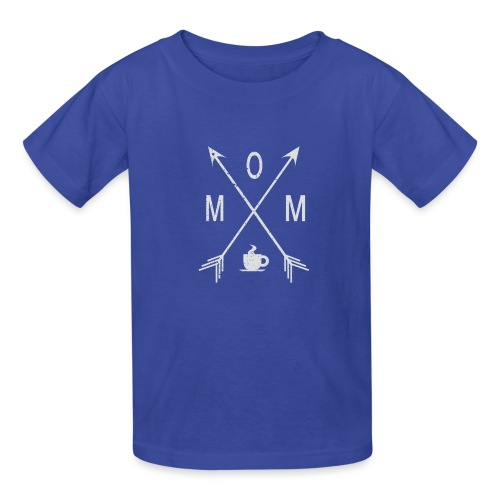 Mom Loves Coffee - Kids' T-Shirt