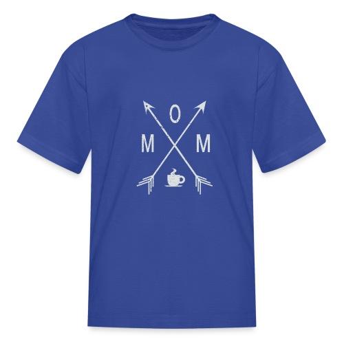 Mom Loves Coffee - Kids' T-Shirt