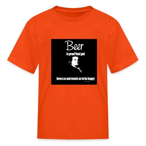 Beer T-shirt - Kids' T-Shirt
