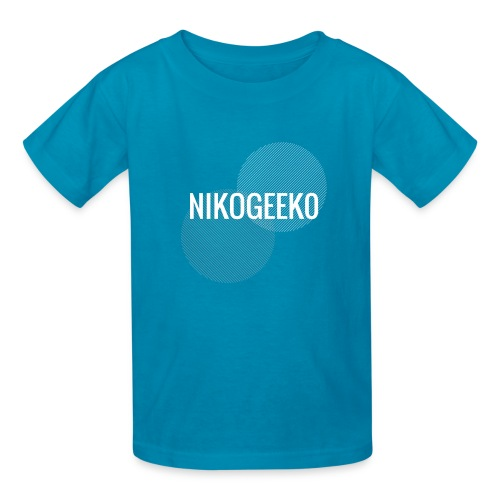 Nikogeek0 - Kids' T-Shirt