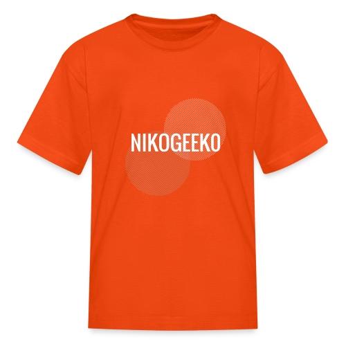 Nikogeek0 - Kids' T-Shirt