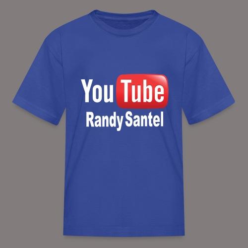 Randy Shirt PNG - Kids' T-Shirt