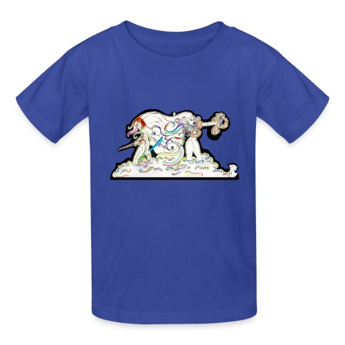 MD At Your Side - Kids' T-Shirt
