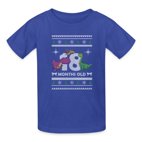 Christmas 18 months old - Kids' T-Shirt