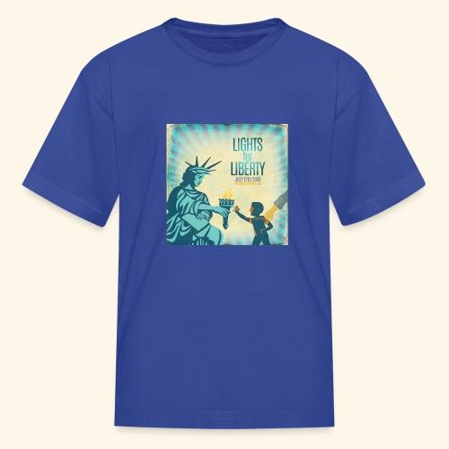 L4L graphic - Kids' T-Shirt