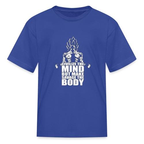 Dbz C Shirt - Kids' T-Shirt