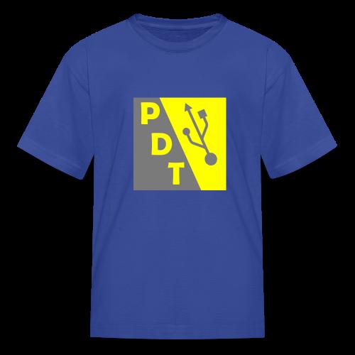 PDT Logo - Kids' T-Shirt