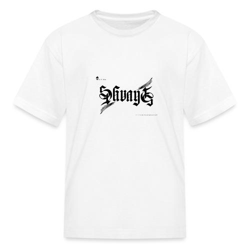 savage - Kids' T-Shirt