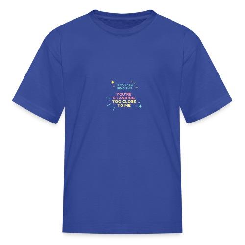 Fight Corona - Kids' T-Shirt